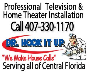 Home Theater Installation Orlando